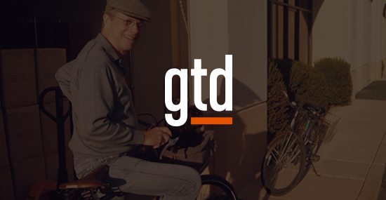 Get a weekly dose of GTD inspiration