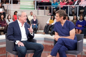 David Allen on the Dr. Oz Show