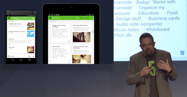 GTD mentioned at Evernote Conference