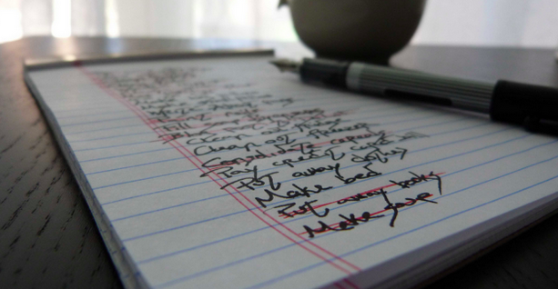 history of to-do lists 5.14