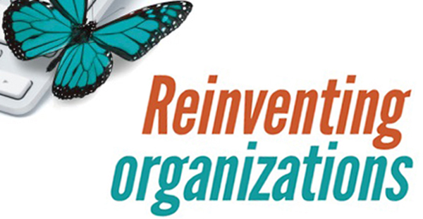 "David Allen and GTD in the Book ""Reinventing Organizations"""