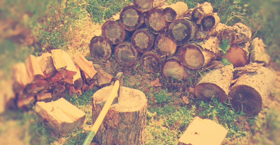 GTD and Chopping Wood