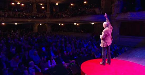 TEDx Amsterdam with David Allen