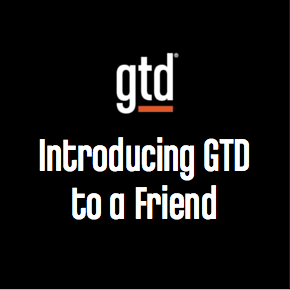 Podcast #8 – Introducing GTD to a Friend