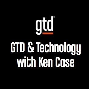 Podcast #9 – GTD and Technology