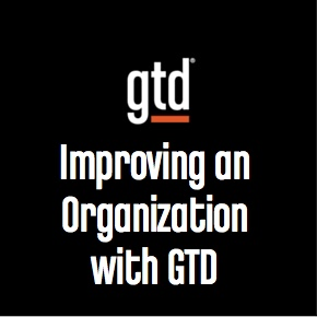 Podcast #10 – Improving an Organization with GTD