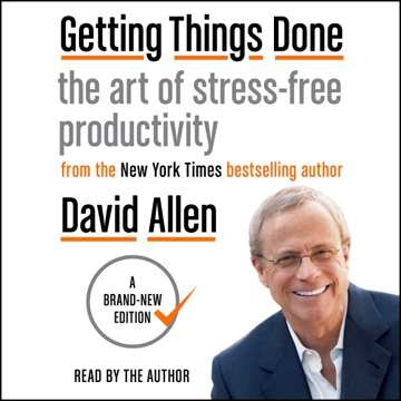 New Edition of Getting Things Done Audiobook