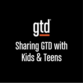 Episode #18 – Sharing GTD with Kids & Teens