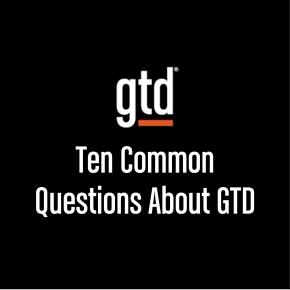 Episode #17 – Ten Common Questions About GTD