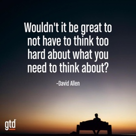 Wouldn't it be great…
