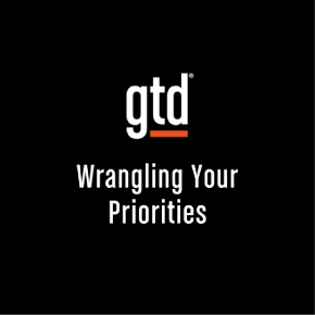 Episode #33 – Wrangling Your Priorities