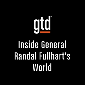 Episode #41: David Allen Talks with General Randal Fullhart