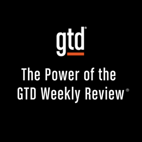 Episode #43: The Power of the GTD Weekly Review®