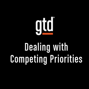 Episode #45: Dealing with Competing Priorities