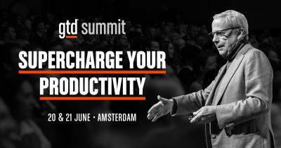 GTD Summit in Amsterdam